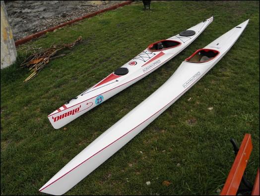 Kayakpro Marlin, Kayakpro Vampire