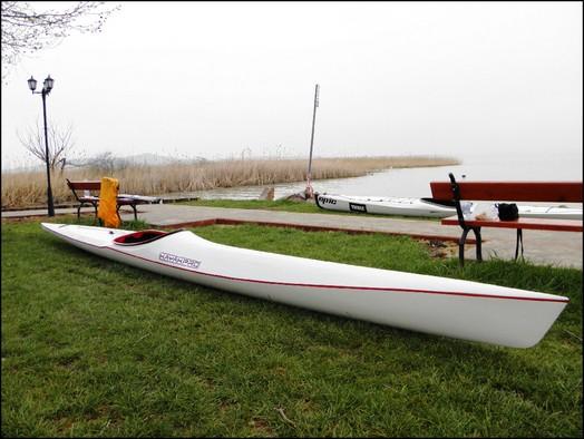 Kayakpro Vampire, Hungary Balaton, Seakayaking.hu