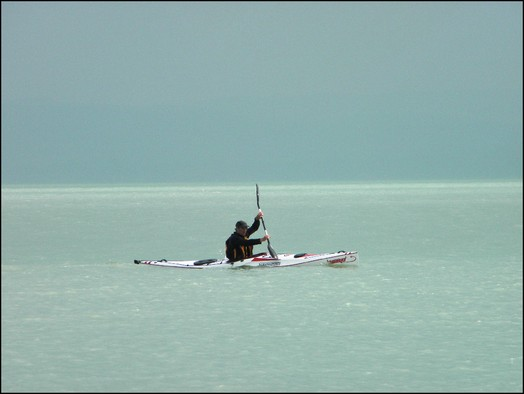 Kayakpro Marlin, Balaton Hungary
